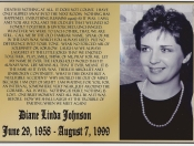 Diane Johnson's Online Memorial Photo