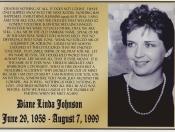 Diane Johnson's Online Memorial Photo