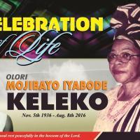 Olori Mojibayo Iyabode Keleko