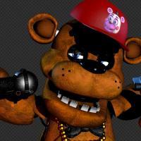 Rapper Freddy Fazbear
