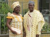 Samuel Adefioye's Online Memorial Photo