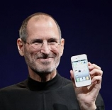 Steve Jobs's Online Memorial Photo